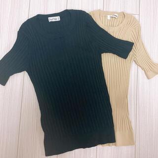 マウジー(moussy)のShelter moussy❤️(Tシャツ(半袖/袖なし))
