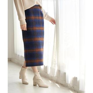 Rope' Picnic - 【定価4,939円】BIGチェックアイラインロングスカート