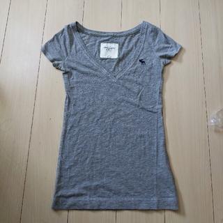 アバクロンビーアンドフィッチ(Abercrombie&Fitch)のアバクロのTシャツになります。(Tシャツ/カットソー(半袖/袖なし))
