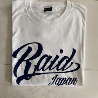 レイドジャパン Tシャツ