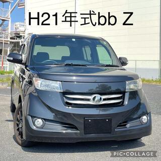 トヨタ - ◆全国最安値全込み価格◆H21年式bb Z車検令和4年7月