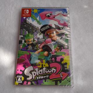 Nintendo Switch - 新品未開封 スプラトゥーン2 Switch