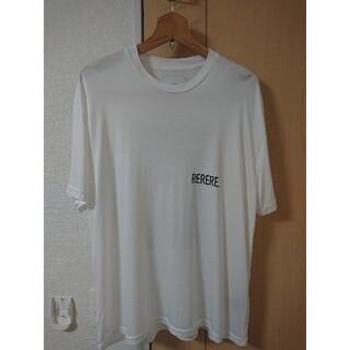 コモリ(COMOLI)の21ss シュタイン  Tシャツ stein(Tシャツ/カットソー(半袖/袖なし))