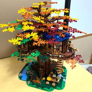レゴ(Lego)のLEGO 21318 ツリーハウス 紅葉版(その他)