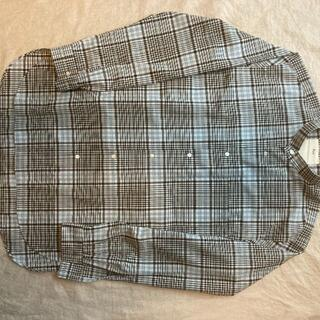 マーカウェア(MARKAWEAR)のText パタゴニアンオーガニックウールシャツ(シャツ)