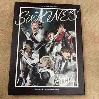 素顔4 SixTONES盤 DVD 3枚組