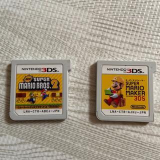 ニンテンドー3DS(ニンテンドー3DS)のマリオメーカー マリオブラザーズ(家庭用ゲームソフト)