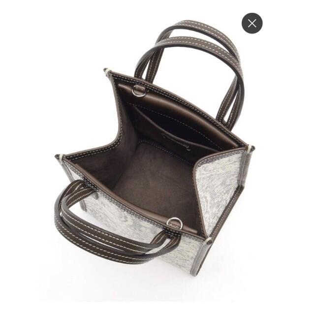 IENA(イエナ)のIENA 【A VACATION/ア ヴァケーション】CARAMEL レディースのバッグ(ハンドバッグ)の商品写真
