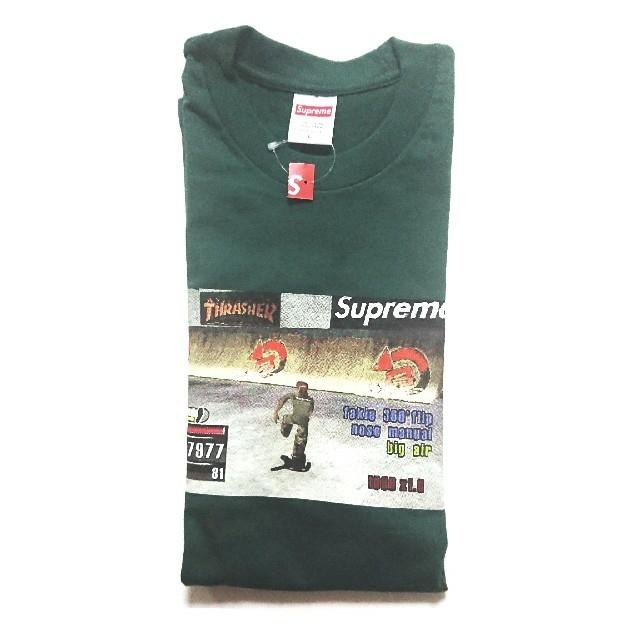 Supreme(シュプリーム)のSupreme Thrasher Game Tee メンズのトップス(Tシャツ/カットソー(半袖/袖なし))の商品写真