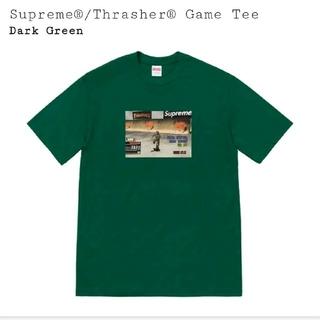 Supreme - Supreme Thrasher Game Tee