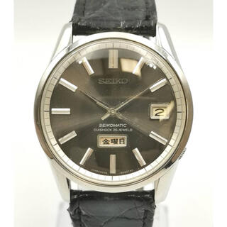 SEIKO - SEIKO セイコー 6206-8040  セイコーマチック デイデイト 時計