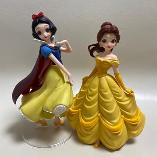 Disney - 白雪姫&ベル フィギュアセット