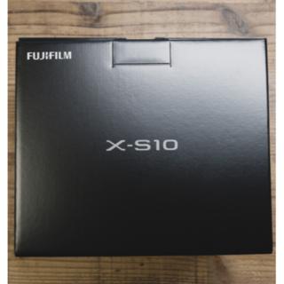 『新品/送料無料』 ボディ ブラック FUJIFILM X-S10