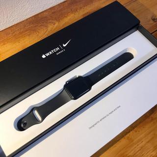 Apple Watch - Apple Watch Nike + series3 38mm