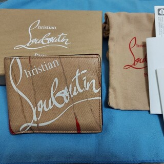 Christian Louboutin - Christian Louboutin 折り財布