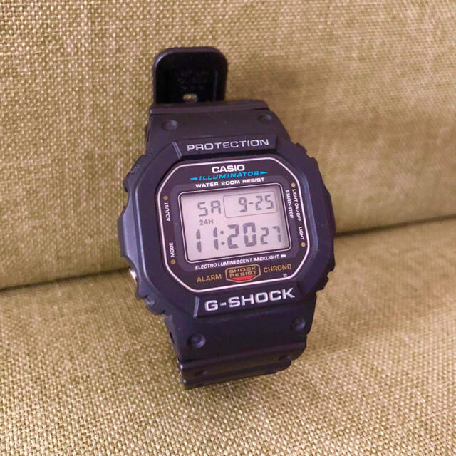G-SHOCK(ジーショック)のG-SHOCK Gショック 腕時計 メンズの時計(腕時計(デジタル))の商品写真