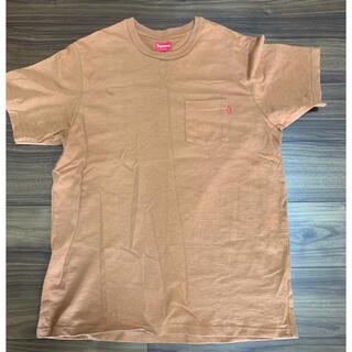 Supreme - supremeポケットTシャツ