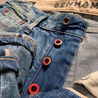 DENHAM - ‼️激レア‼️新品未使用‼️ デンハム 日本製 Japan artisan
