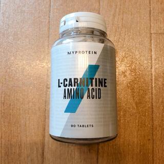 マイプロテイン(MYPROTEIN)のマイプロテイン L-カルニチン アミノアシッド 90錠 ダイエット サプリ(トレーニング用品)
