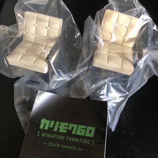 カリモクカグ(カリモク家具)のカリモク60 Kチェア1シーター:スタンダードアイボリー✖︎2(その他)