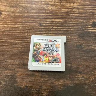 ニンテンドー3DS(ニンテンドー3DS)の大乱闘スマッシュブラザーズ for 3DS(家庭用ゲームソフト)