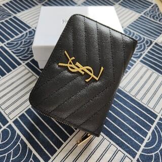 Yves Saint Laurent Beaute - ❤激売・さいふ❤ Y❀SL 折り財布