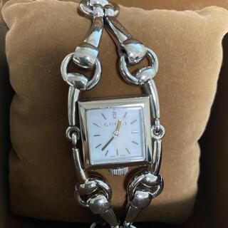 Gucci - 【GUCCI】腕時計グッチ シニョーリア クォーツ レディース