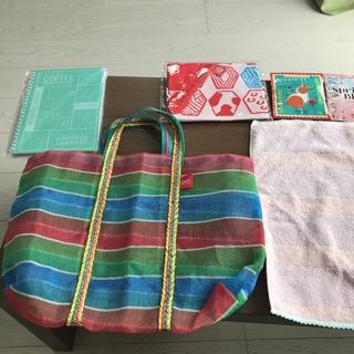 KALDI - カルディ台湾KALDI市場バッグもへじエコバッグまとめ売りコーヒー タオルハンカ
