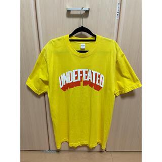 アンディフィーテッド(UNDEFEATED)の【未使用に近い】undefeated Tシャツ(Tシャツ/カットソー(半袖/袖なし))
