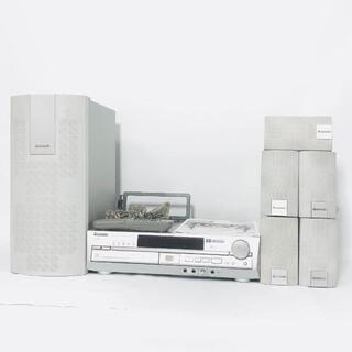 パナソニック(Panasonic)のパナソニック DVDホームシアター サウンドシステム SC-HT85(DVDプレーヤー)