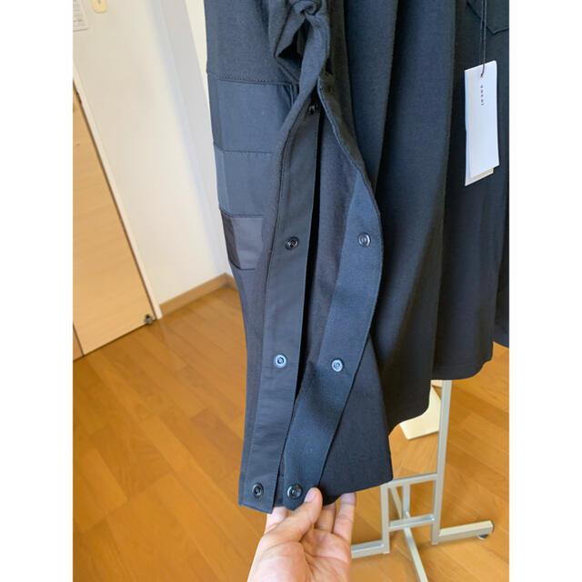 sacai(サカイ)のsacai 21SS Long Sleeve Zip T-Shirt Tシャツ メンズのトップス(Tシャツ/カットソー(七分/長袖))の商品写真