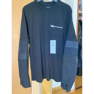 sacai - sacai 21SS Long Sleeve Zip T-Shirt Tシャツ