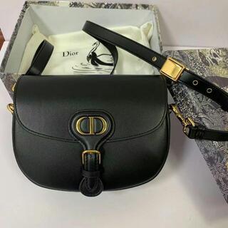 Christian Dior - DIOR BOBBY ディオール ボックスカーフスキン ミディアムバッグ