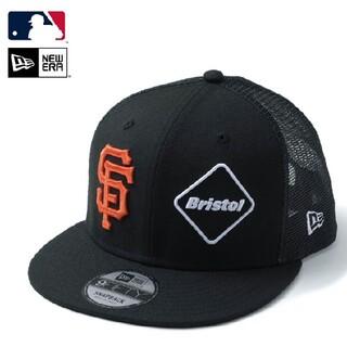 エフシーアールビー(F.C.R.B.)の F.C.Real Bristol NEW ERA MLB GIANTS CAP(キャップ)