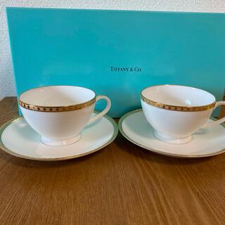 Tiffany & Co. - お値下げしました ティファニー カップ&ソーサー