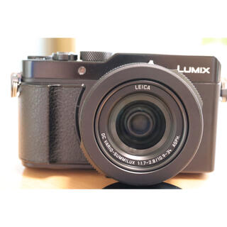 Panasonic - Panasonic LUMIX DC-LX100M2