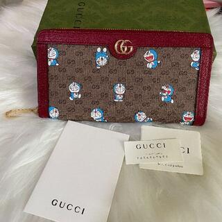 Gucci - グッチ × ドラえもん コラボ 長財布