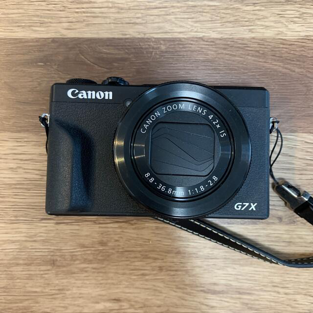 Canon(キヤノン)のPower Shot G7X MarkIII スマホ/家電/カメラのカメラ(コンパクトデジタルカメラ)の商品写真
