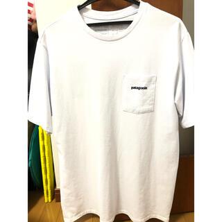 patagonia - パタゴニア ポケット  Tシャツ 半袖