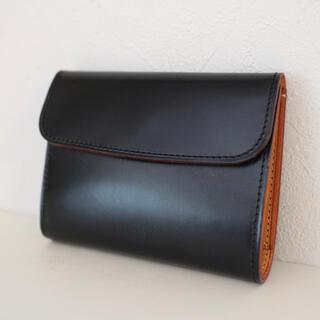 GANZO - GANZO 折り財布 ブライドルレザー
