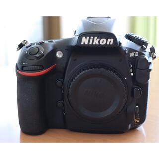 Nikon - Nikon D810 ボディ フルサイズ一眼レフカメラ