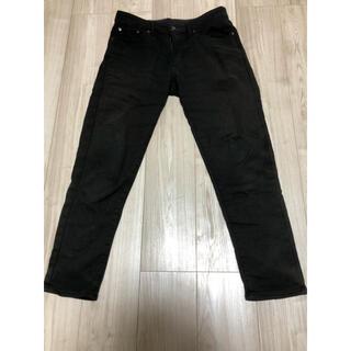 UNIQLO - 【ユニクロ】パンツ ブラック