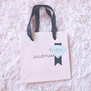 JILLSTUART - +゚。* ジルスチュアート ギフトシール付き ショップ袋 ショッパー 小*。゚+
