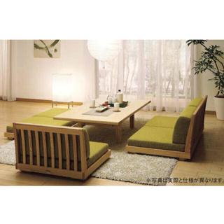 カリモク家具 - カリモク  肘無椅子 座椅子 WS55モデル 新品