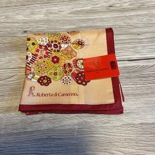 ロベルタディカメリーノ(ROBERTA DI CAMERINO)のロベルタシルクスカーフ(バンダナ/スカーフ)