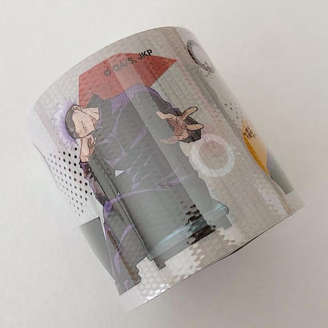 【呪術廻戦】MOVIC 養生テープ 椅子シリーズ エンタメ/ホビーのおもちゃ/ぬいぐるみ(キャラクターグッズ)の商品写真