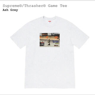 Supreme - Supreme Thrasher Game Tee Mサイズ