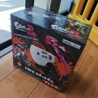 任天堂 - 【新品未使用!】スプラトゥーン2 トコトコ ロボットジム