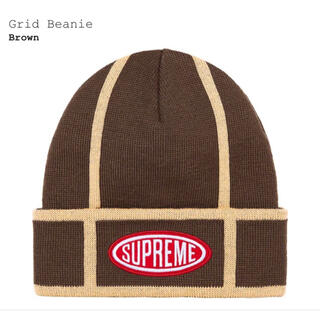 Supreme - シュプリーム Grid Beanie