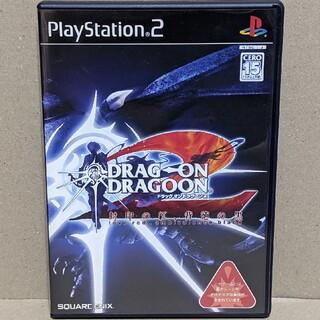 PlayStation2 - PS2 ドラッグオンドラグーン2 -封印の紅、背徳の黒-